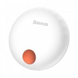 Odorizant portabil pentru uz casnic sau auto cu acumulator 650 mAh, Baseus Flower , alb