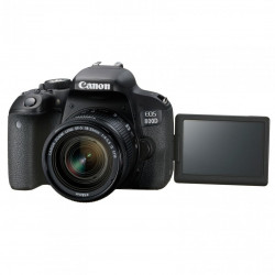 PHOTO CAMERA CANON 800D KIT EFS18-55IS