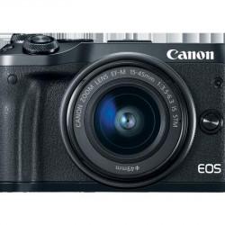 PHOTO CAMERA CANON EOS M6 EF-M 15-45MM