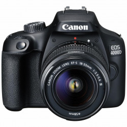 PHOTO CAMERA CANON KIT 4000D 18-55 DCIII