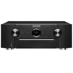 Receiver Marantz SR6014, 9.2 Canale, 110 W / canal, Dolby Atmos, DTS:X, IMAX, eARC , Negru