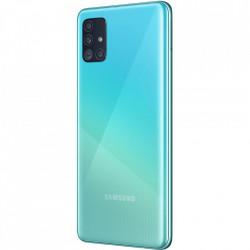 SAMSUNG Galaxy A51 Dual Sim 128GB LTE 4G Albastru 6GB RAM