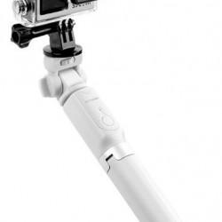 Selfie Stick trepied 3in1 BlitzWolf BW-BS3 alb sport