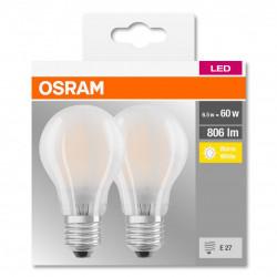 SET 2 BECURI LED OSRAM 4052899972100