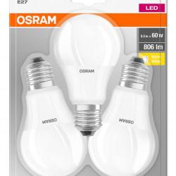 SET 3 BECURI LED OSRAM 4052899972476