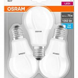 SET 3 BECURI LED OSRAM 4058075127593