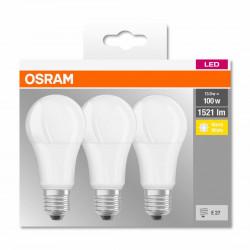 SET 3 BECURI LED OSRAM 4058075819412