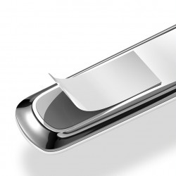 Set 4 protectii pentru usa masina , Baseus Streamlined , negru