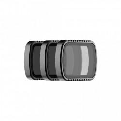 Set de 3 filtre din seria PolarPro Standard pentru DJI Osmo Pocket (PCKT-5001)