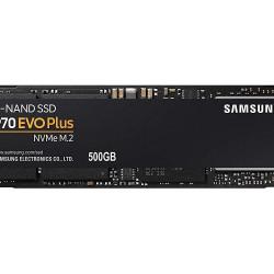 SM SSD 500GB 970EVO PLUS M.2 MZ-V7S500BW