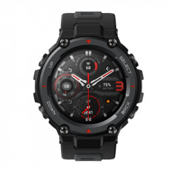 "Smartwatch Huami Amazfit T-REX Pro, Display AMOLED 1.3"", Bluetooth 5.0, GPS, Android/iOS, Waterproof 10 ATM, senzor SpO2 (Negru)"