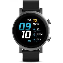 Smartwatch Ticwatch E3 Smart Watch Wear OS by Google Watch,unisex, procesor Qualcomm Snapdragon Wear 4100 Platform Health Monitor Fitness Tracker GPS NFC Mic Speaker IP68 Impermeabil, compatibil IOS si Android