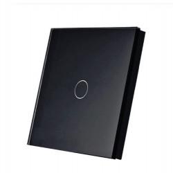 SmartWise T1R1B RF telecomanda fara fir comutator tactil de perete (negru)