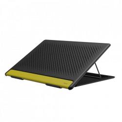 Stand de laptop Baseus portabil cu gauri de aerisire , negru