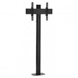 Stand TV fix Vogel's pentru podea FM1844 Negru, max. 64 inch si 80 kg