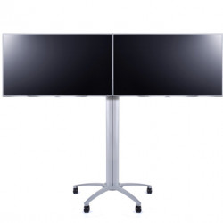 """Stand TV Multibrackets Dual Silver 5361, 40""""-60"""""""