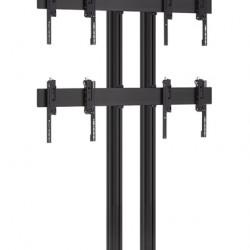 """Stand Videowall 2x2 Vogel's FMVW2255 cu prindere in podea, pentru Displayuri 46""""-55"""""""