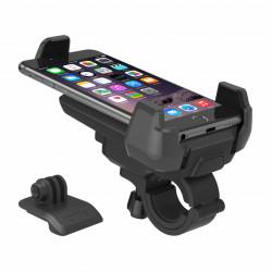 Suport pentru bicicleta Active Edge iOttie, negru + adaptor GoPro.