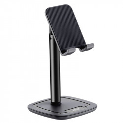 Suport pentru telefon desktop Joyroom Enjoy Series (model fix) negru (JR-ZS203)