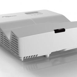 Videoproiector OPTOMA EH330UST Ultra Short Throw, Full HD 1920 x 1080, 3600 lumeni, contrast 20.000:1