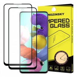 Folie protectie Wozinsky Super Tough 2x Samsung Galaxy A51