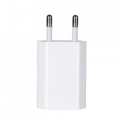 Adaptor priza Puky, USB 5V 1A alb