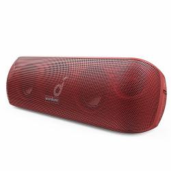 Boxa Anker Soundcore Motion + Bluetooth cu sunet Hi-Res 30W, joase și înalte extinse, boxa portabila HiFi fără fir cu aplicație, EQ personalizabil, timp de redare 12 ore, impermeabil IPX7 și USB-C, roșu