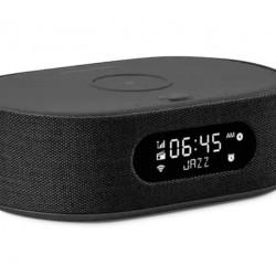 Boxa portabila cu ceas/ radio Harman Kardon Citation Oasis Black