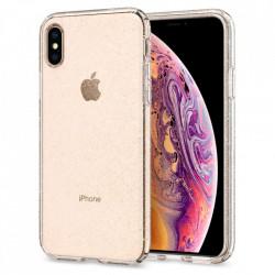 Bumper iPhone Xs Max Max Spigen Liquid Crystal Glitter