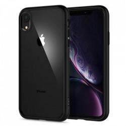 Bumper Spigen iPhone XR Ultra Hybrid - Matte Black