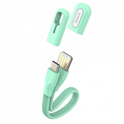 Cablu Baseus USB la USB Type-C 5A - 22cm