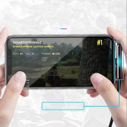 Cablu de date si incarcare Lightning , Baseus Mobile Game , 2.4A, 1M , negru