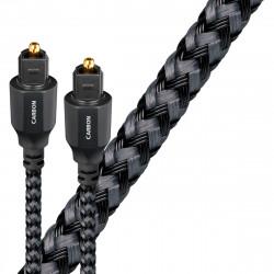 Cablu Optic Toslink - Toslink AudioQuest Carbon 1.5m