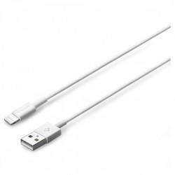 Cablu Spigen C10Is Mfi 100cm - alb