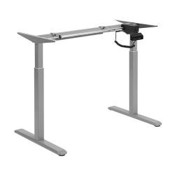 Cadru birou electric Sit-Stand, Blackmount S03-22D, Gri