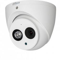 Camera de supraveghere Dahua IPC-HDW4231EM-ASE-0360B, Dome Eyeball IP, 2MP, 1/2.8 STARVIS CMOS, H.265, 50/60fps@1080P, 3.6mm, IR50m, WDR(120dB), ICR, Built-in Mic.,WDR(120dB), microSD 128GB, PoE, IP67