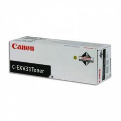 CANON CEXV33 BLACK TONER CARTRIDGE