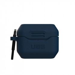 Carcasa antimicrobiana UAG Standard Issue Silicone Apple AirPods Pro Mallard