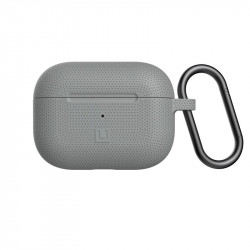 Carcasa antimicrobiana UAG U Silicone Apple AirPods Pro grey