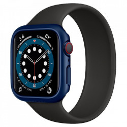 Carcasa SPIGEN THIN FIT pentru APPLE WATCH 4/5/6 / SE (40MM) ALBASTRU METALIC