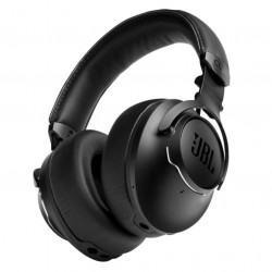 Casti audio over-ear JBL Club One, Hi-Res, True Adaptive Noise Cancelling, Ambient Aware, TalkThru, 45H, Google Assist.