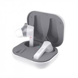 Casti Bluetooth HOCO ES34 Pleasure, Alb