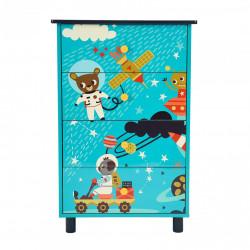 Comoda 4 sertare Explore the universe