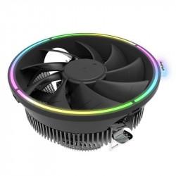 Cooler activ CPU Darkflash Darkvoid (radiator + ventilator 125x125)