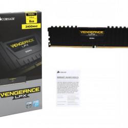 CR DDR4 8GB 2400 CMK8GX4M1A2400C14