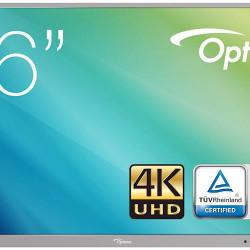 "Display LED 86"" 4K UHD cu touch OPTOMA 5861RK"