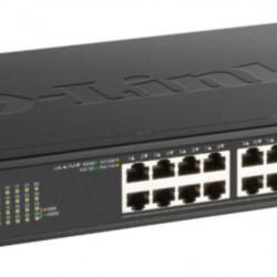 DLINK SW 26P-GB EASY-SMART DESK/RM