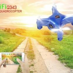Drona WLtoys Q343 mini WiFi FPV