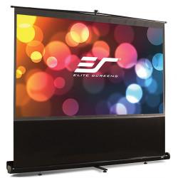 Ecran proiectie podea Pull Up 299 x 168.1 EliteScreens ez Cinema F135NWH, Format 16:9
