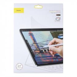 Folie protectie mata ce imita hartia, Baseus , 0,15 mm pentru iPad Pro 12.9 '' 2018